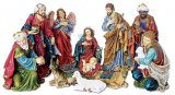 NATIVITY SET 12 INCH