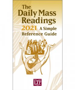 LITURGICAL AND DAILY MASS READING REFERENCE