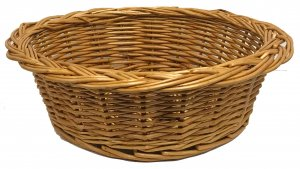 ROUND BASKET - UNLINED
