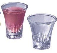 COMMUNION CUPS - GLASS OR PLASTIC