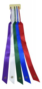 ROMAN MISSAL REPLACEMENT RIBBON MARKERS